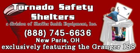 Tornado Shelter, Tornado Safety Shelters, Ohio Tornado Shelter Dealer, Storm Shelters Ohio